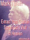 Extract from Captain Stormfield's Visit to Heaven (eBook)