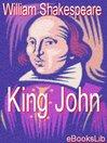 King John (eBook)