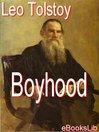 Boyhood (eBook)