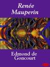Renée Mauperin (eBook)