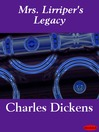 Mrs. Lirriper's Legacy (eBook)