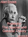 Relativity (eBook): The Special and General Theory