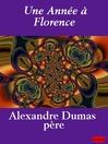 Une Année à Florence (eBook)