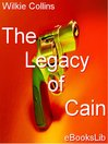The Legacy of Cain (eBook)