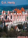 At Agincourt (eBook)