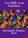 Les Mille et un Fantômes (eBook)