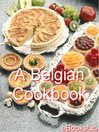 A Belgian Cookbook (eBook)