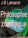 Philosophie zoologique (eBook)
