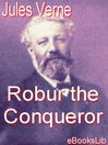 Robur the Conqueror (eBook)