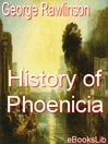 History of Phoenicia (eBook)