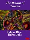 The Return of Tarzan (eBook): Tarzan Series, Book 2