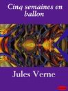 Cinq semaines en ballon (eBook)