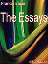 The Essays (eBook)