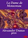 La Dame de Monsoreau (eBook)