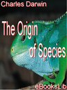 The Origin of Species (eBook)
