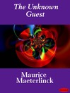 The Unknown Guest (eBook)