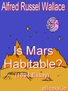 Is Mars Habitable? (eBook)