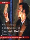 Adventures of Sherlock Holmes, Volume 2 (MP3)