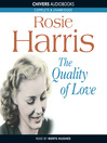The Quality of Love (MP3)