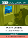 The Case of the Perfect Carer (MP3)