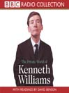 The Private World of Kenneth Williams (MP3)
