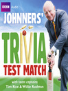 Johnners' Trivia Test Match (MP3)