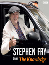 Stephen Fry Does the Knowledge (MP3)
