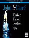 Tinker, Tailor, Soldier, Spy (MP3): Smiley Series, Book 5