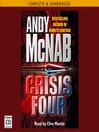 Crisis Four (MP3): Nick Stone Series, Book 2
