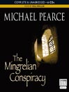 The Mingrelian Conspiracy (MP3): Mamur Zapt Mystery Series, Book 9
