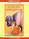 Saddlebottom (MP3)