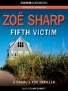 The Fifth Victim (MP3): Charlie Fox Series, Book 9
