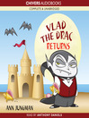 Vlad the Drac Returns (MP3): Vlad the Drac Series, Book 2