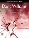 Practise to Deceive (MP3): Inspector Parry Series, Book 6