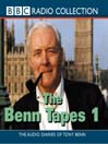 The Benn Tapes 1 (MP3): The Audio Diaries of Tony Benn