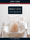 Brief Lives (MP3)