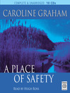 A Place of Safety (MP3): Chief Inspector Barnaby Series, Book 6