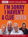 I'm Sorry I Haven't a Clue 7 (MP3)