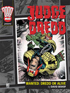 Wanted Dredd or Alive (MP3)