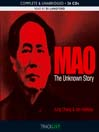 Mao (MP3): The Unknown Story