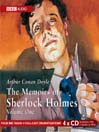 The Memoirs of Sherlock Holmes, Volume 1 (MP3)