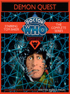 Doctor Who: Demon Quest, The Complete Series (MP3)