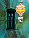 Doctor Who Sound Effects (MP3)