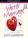 The Starter Marriage (MP3)