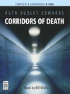 Corridors of Death (MP3): Robert Amiss Series, Book 1