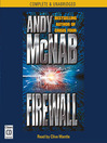 Firewall (MP3): Nick Stone Series, Book 3