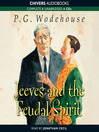 Jeeves and the Feudal Spirit (MP3)