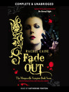Fade Out (MP3): The Morganville Vampires Series, Book 7