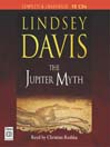 The Jupiter Myth (MP3): Marcus Didius Falco Mystery Series, Book 14