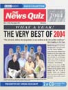 The News Quiz (MP3): The Very Best of 2004